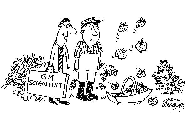 'Make no mistake, self-picking fruit is the future!'