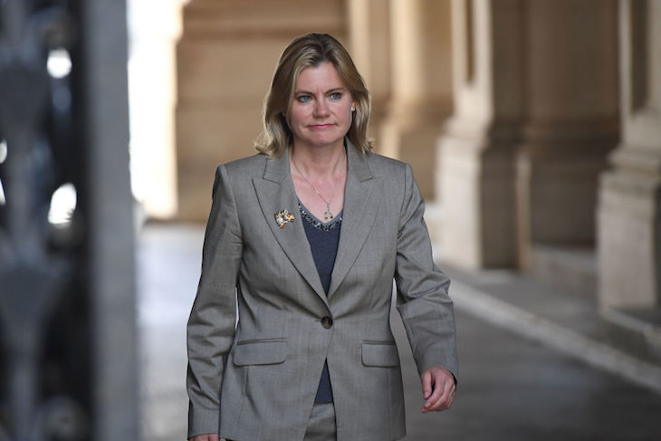 Justine Greening (image: Getty)
