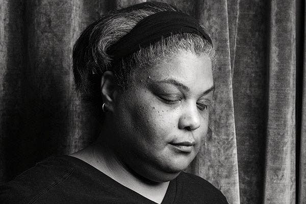 Is Roxane Gay's relentless self-analysis compounding her problems?