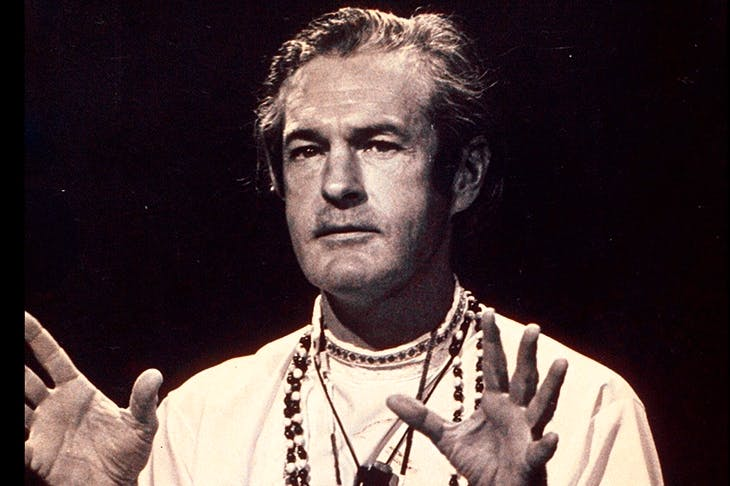 Timothy Leary — apostle of acid and, according to Richard Nixon, 'the most dangerous man in America'