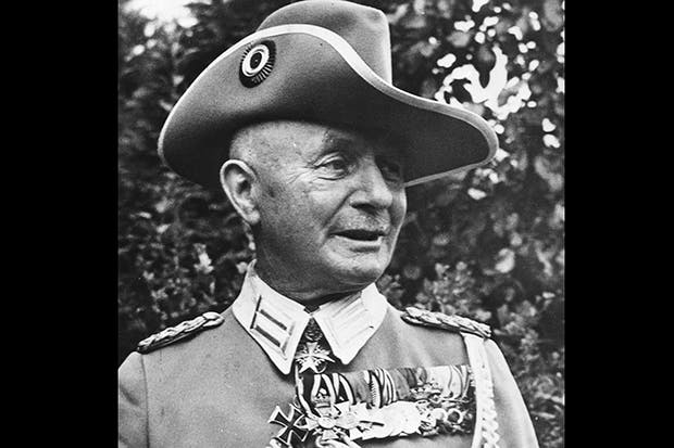 General Paul von Lettow-Vorbeck: the Lion of German East