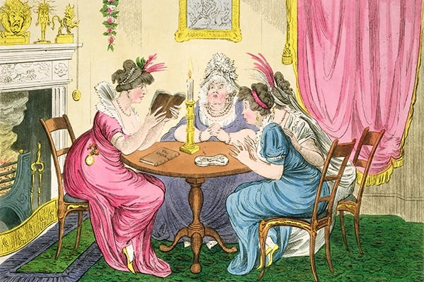'Tales of Wonder' by James Gillray