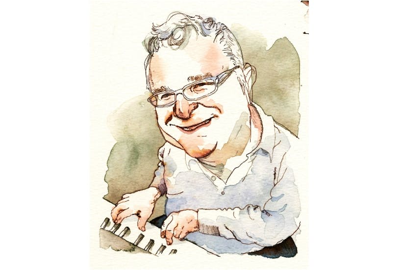 Scabrous and sarcastic: singer-songwriter Randy Newman