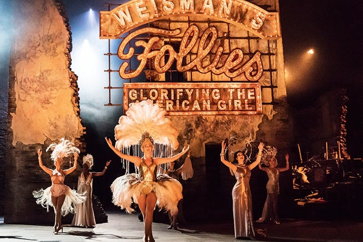 Bring on the dancing-girls: Follies at the Oliver