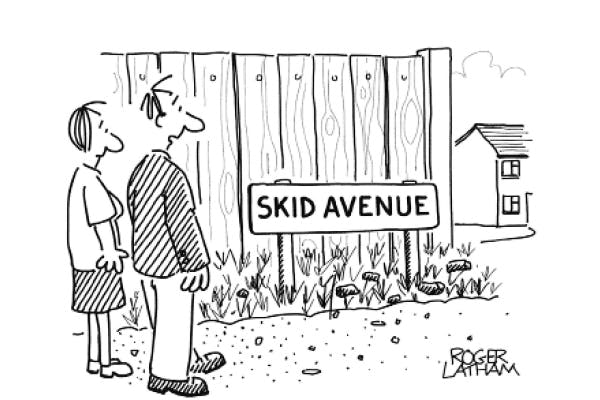 'Skid Row has been gentrified.'