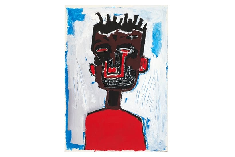 'Self Portrait', 1984, by Jean-Michel Basquiat