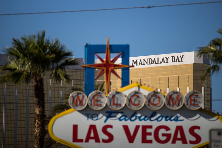 Cryptic note found at Las Vegas shooter's hotel room