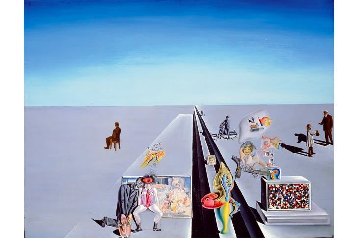 'The First Days of Spring', 1929, by Salvador Dalí