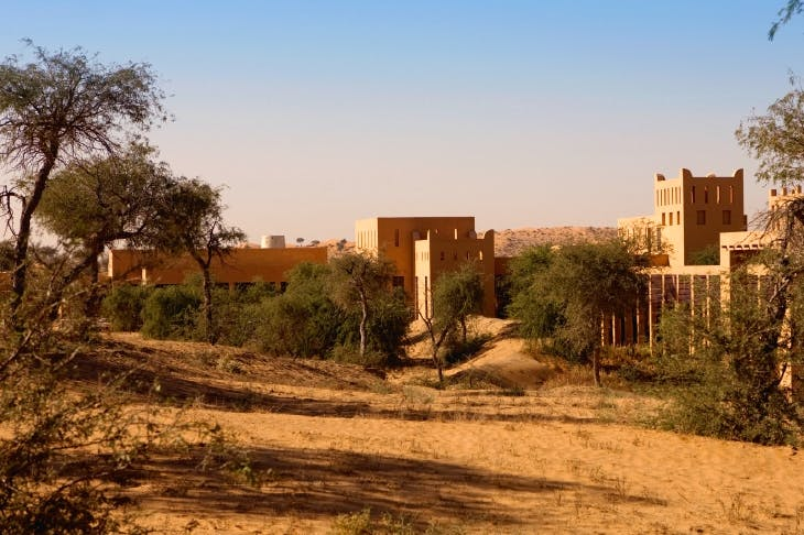 The Ritz-Carlton Al Wadi, a luxe desert retreat
