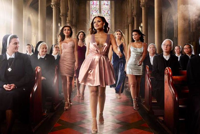 Plus: why does this reality TV show accept the notion of 'nuns good, party  girls bad'?