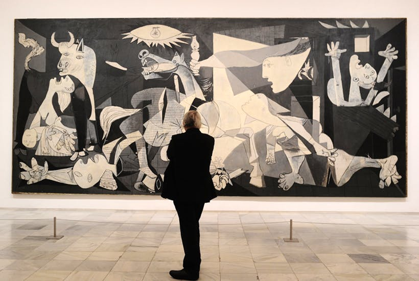 What Does Guernica Really Symbolise The Spectator