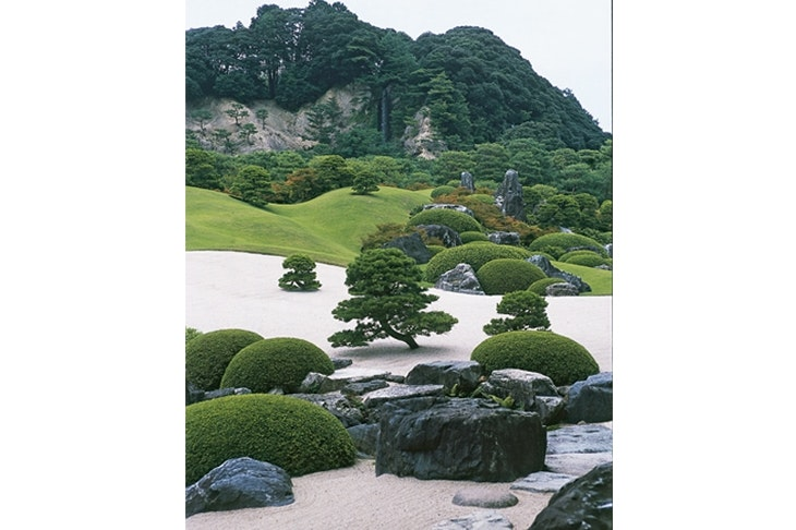 Adachi Museum Garden, Yasugi, Japan (From The Japanese Garden)