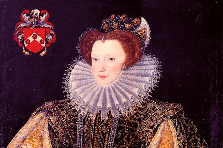 Lettice had the same thin face as Queen Elizabeth I, and the same shock of thickly curled, fiery red hair