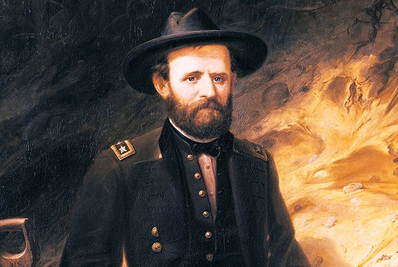 Its time to rehabilitate ulysses s grant scorned hero of the portrait of ulysses grant by ole peter hansen balling publicscrutiny Images
