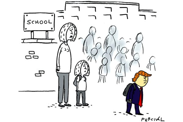 'He's one of the populist kids.'