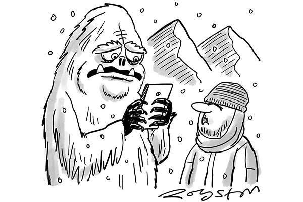 'I've apologised for past mistakes but to the Twitterati I'll always be #abominable.'