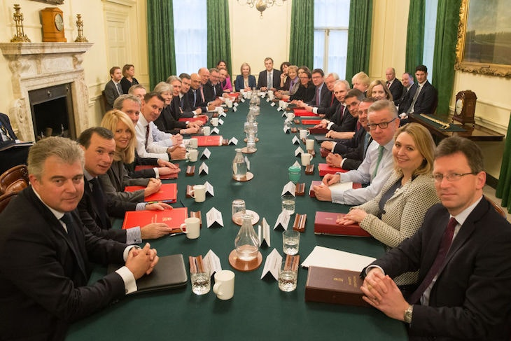 The Cabinet Reshuffle Highlighted Theresa Mayu0027s Three Great Weaknesses | The  Spectator