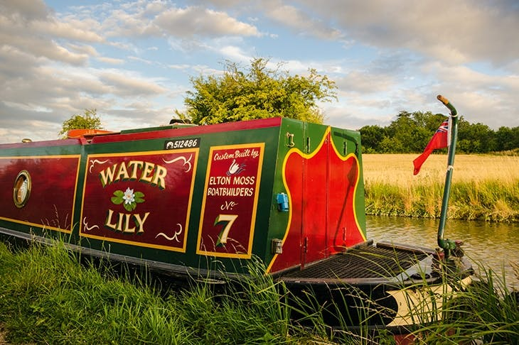 Canals and calm: Enjoying life in the slow lane