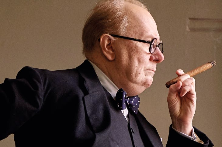 Premier performance: Gary Oldman as Winston Churchill