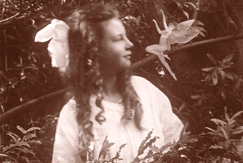 Was Sir Arthur Conan Doyle really away with the fairies? | The Spectator