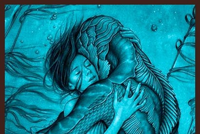 Deborah Ross reviews 'The Shape of Water': 'There is love and also… ahem… aqua erotica'