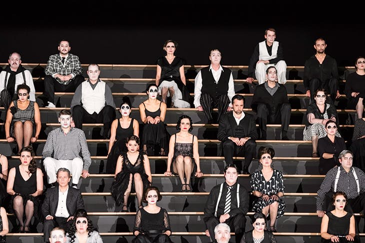 A step too far: the new production of Carmen at the Royal Opera House