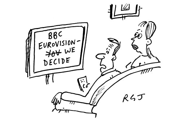 'The BBC no longer trusts public opinion on European matters.'