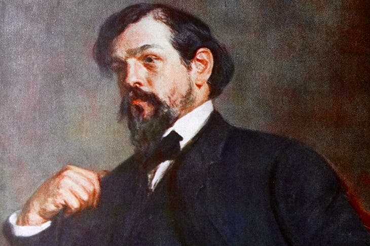 Debussy appears to have had no real sympathy for, or interest in, other people