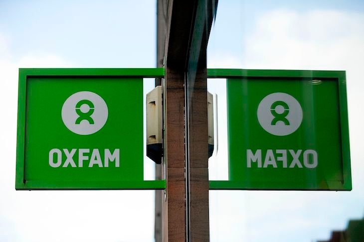 Oxfam's United Kingdom chief says critics are gunning for the charity