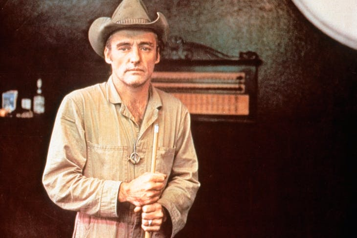 Dennis Hopper in The American Friend. 'There's a barely an image in the film that doesn't have its origins in one of Edward Hopper's canvases'