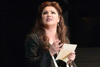 Verdi would have been disarmed: Anna Netrebko as Lady Macbeth