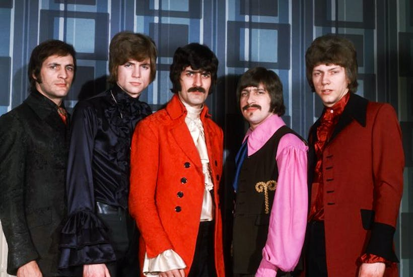 How the Moody Blues only became good once they realised they were