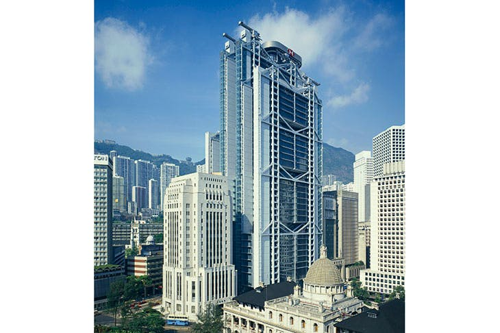 In 1985 it was 'the most expensive building ever built': HSBC's Hong Kong headquarters designed by Norman Foster