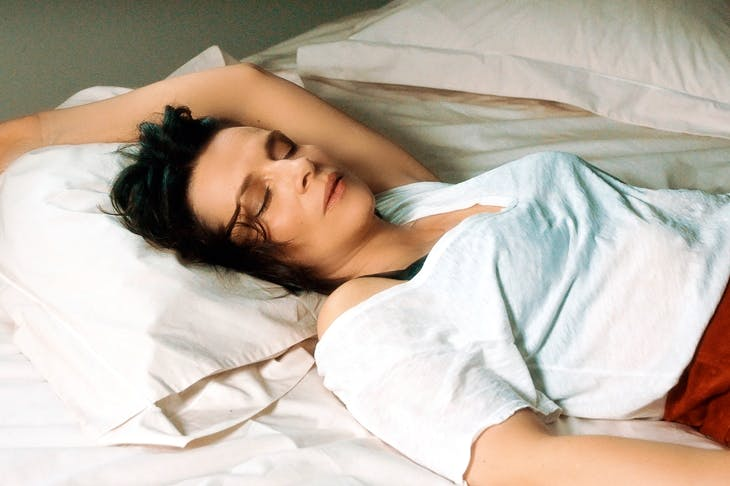 Male order: Juliette Binoche as Isabelle in Let the Sunshine In