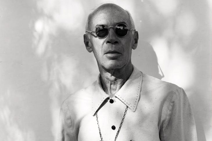 Henry Miller Part Of The Radical Tradition Of American Seers And Prophets