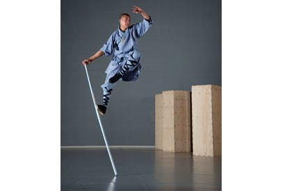 How do these Shaolin monks square six shows a week with monking?