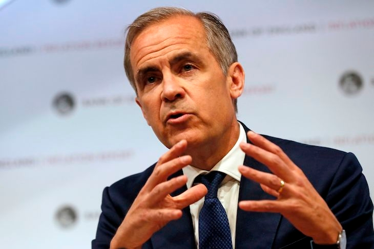 It's time for Mark Carney to stop fighting the Brexit referendum