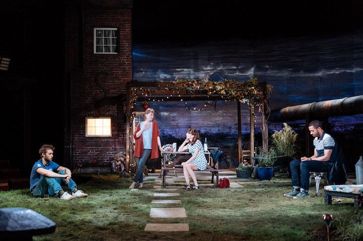 Large chunks felt lifted from The Archers: Nightfall reviewed