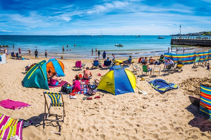 Nothing Quite Beats A British Beach The Spectator