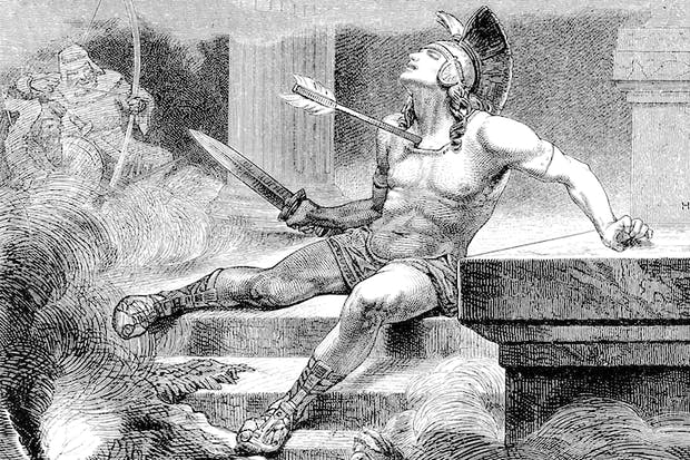 The Most Shocking Sight In Ancient Greece Men In Trousers