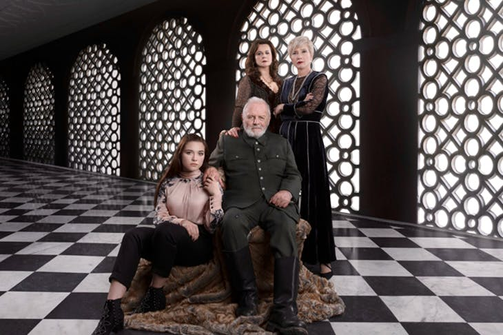The terrific cast of BBC2's King Lear (BBC/Playground Entertainment/Ed Miller)