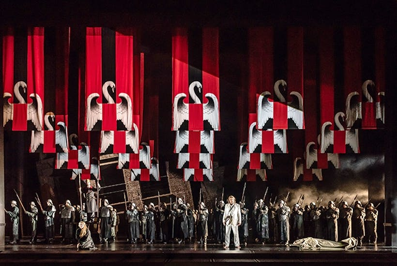 A grim and impoverished place: Royal Opera's new Lohengrin