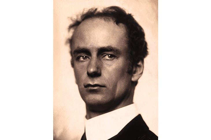 Wilhelm Furtwängler in the 1920s. His conduct, rather than his conducting, is what obsesses Roger Allen