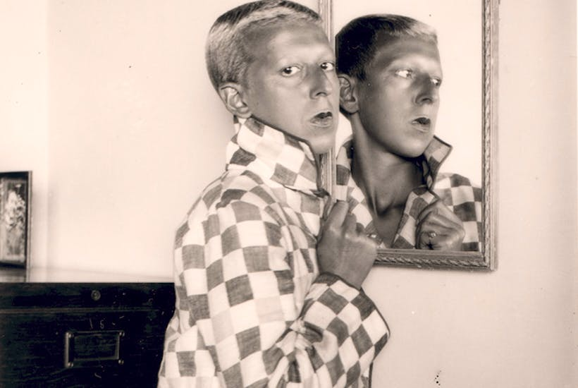 Claude Cahun, one of the real-life subjects of Rupert Thomson's novel. Credit: Jersey Heritage