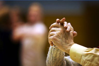 aption: Old age has its pitfalls – but it isn't without its joys (Photo: Getty)