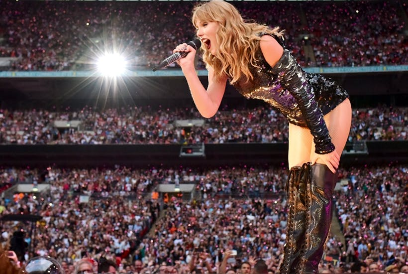 an extraordinary brilliant spectacle taylor swift at wembley
