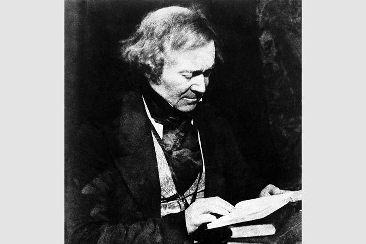 Robert Stephen Rintoul, founder of The Spectator, in the 1840s