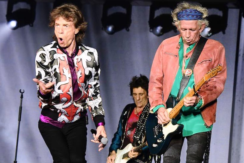 fb85418d7a03 Up close with the Rolling Stones   The Spectator