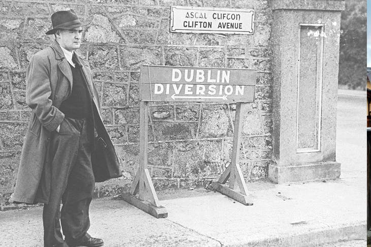 A man of many handles: Flann O'Brien in Dublin