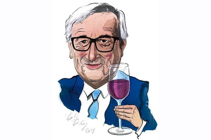 Jean-Claude drunker   The Spectator